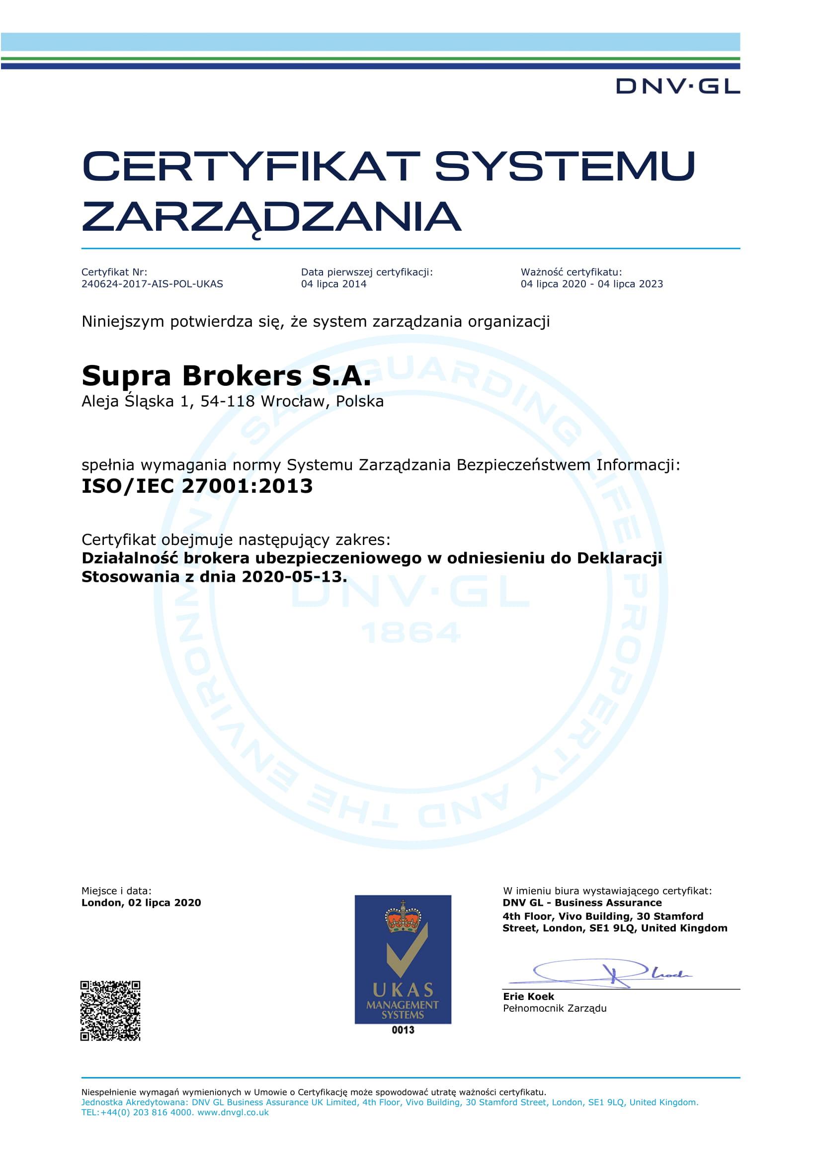 1. REV1 240624-2017-AIS-POL-UKAS PL - 20200702 - 1593771430752-1